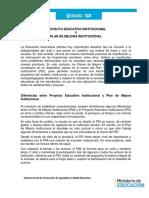 PMI - PEI (30-03-10)