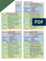 Agenda de Março 2018 Complemento