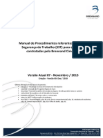 Modelo de Manual de Fornecedores