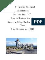 ENSAYO Turismo Cultural