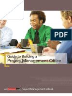 Guide to Build a Project Managment Office