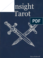Insight Tarot - Secrets of Tarot Mastery by D. Rothwell
