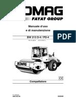 Uso e manut. 213 D4 -08.pdf