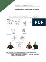 tema 1 actividad 5 lenguas de signos