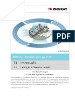 Zigurat BIM A0 - Introdução Ao BIM
