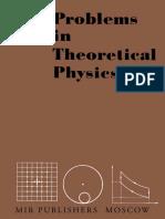 Grechko Sugakov Tomasevich Fedorchenko Problems in Theoretical Physics Mir 1977