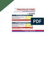 Fórmulas de Matefin v.2009