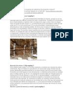 Cómo Se Consiguen Las Muestras de Material en Los Proyectos Mineros