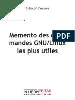 Memento Des Commandes Gnulinux Les Plus Utiles
