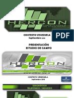 Estudio de Campo Nacional Hercon