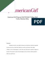americangirldollfinalproject mktg387