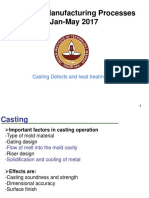 Slide 4 Casting Defects and Heat Treatment