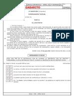Gabarito Ae2 Lem Língua Espanhola Nível a2