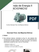 3.a Aula_N6CV2_ Descrição Física Das Máquinas Elétricas
