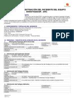 Reporte Inv Incidente Eq Investigador-ACR