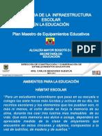 3 Infraestructura Para La Educacion 2014