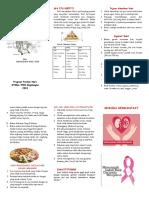 Leaflet Nutrisi Ckd