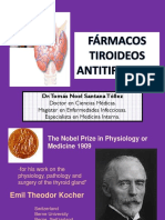 TIROIDEOS-ANTITIROIDEOS
