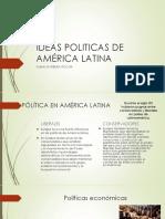 Ideas Politicas de América Latina