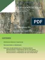 Analisis Fotogeologico de Rocas