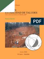 Estabilidad de Taludes Con Matlab Libro