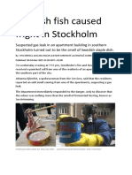 Swedish Herring - Two Articles