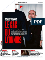 Journal L Huma Du 03 Octobre 2018