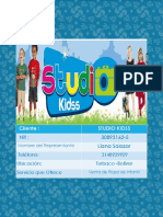 Brief Studio Kidss