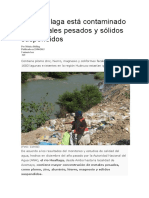 Río Huallaga está contaminado con metales pesados y sólidos suspendidos.docx
