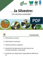 Vida Silvestre Como Atractivo Turístico-Ana Carrion