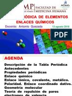 TPE Geometria Molecular