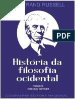 Historia da Filosofia Ocidental - Bertrand Russell - Copia.pdf