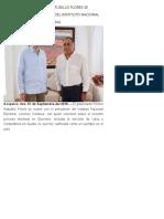 01-09-2018 El Gobernador Héctor Astudillo Flores se reunió con el Presidente del Instituto Nacional Electoral, Lorenzo Córdova.