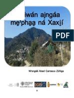 Libro Me'Phaa Xaxii