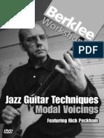 Berklee Jazz Modal Voincing