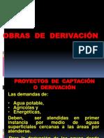 CLASE - Obras de Derivacion.pptx