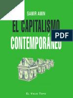 Samir Amin Capitalismo contemporáneo