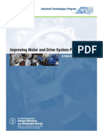 Improving Motor and Drive System Performance