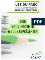 Profession de Foi FCPE 2018