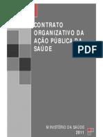 Contrato Organizativo Acao Publica Saude