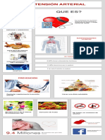 infografias en ppt hipertension