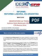 IDESBA - Informe sobre Reformas  Laborales 2017 post acuerdo CGT 04 05 18.pdf
