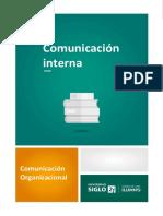 Comunicacion Interna