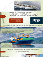 PARTICIPANTES EN UN AGENCIAMIENTO NAVIERO.pptx