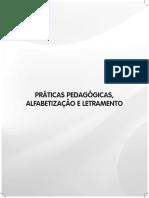 Livro Prat Ped e Alfabetizacao