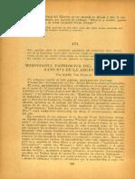 Panfleto Contra Perón - Morfología Patológica Del Delincuente Nato Nro 1 de La Argentina