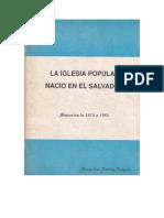 La Iglesia Popular Nacio En El Salvador.pdf