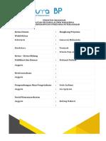 Struktur Organisasi ILUMA