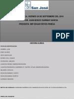 Colitis Pseudomembranosa Exposicion