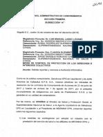 Tribunal Administrativo de Cundinamarca ordena a MinSalud y Supersalud entregar información sobre planes de contingencia por Medimás